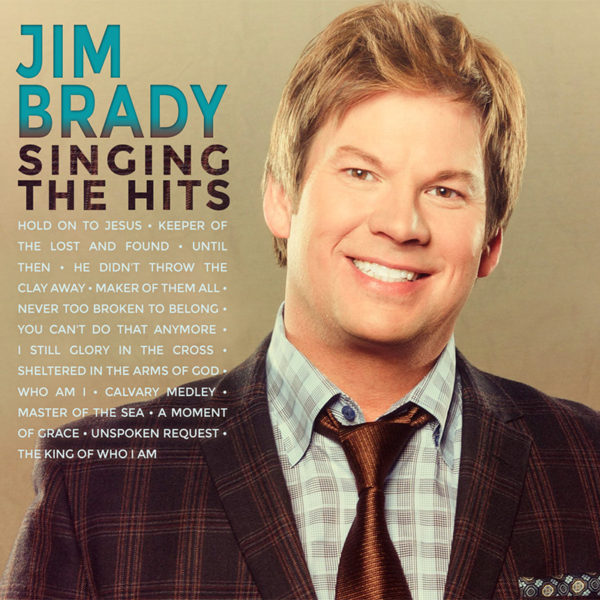 Jim Brady Singing the Hits