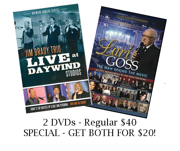 Special 2 DVD Combo package!